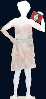 Frauenfigur von Heinke Torpus