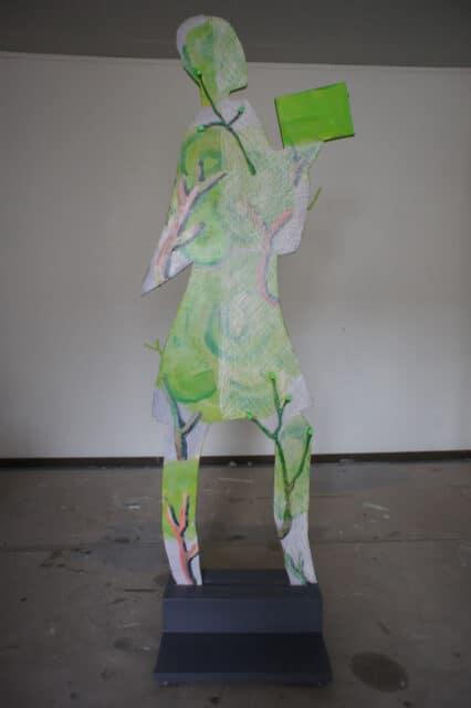 Frauenfigur von Regina Simon