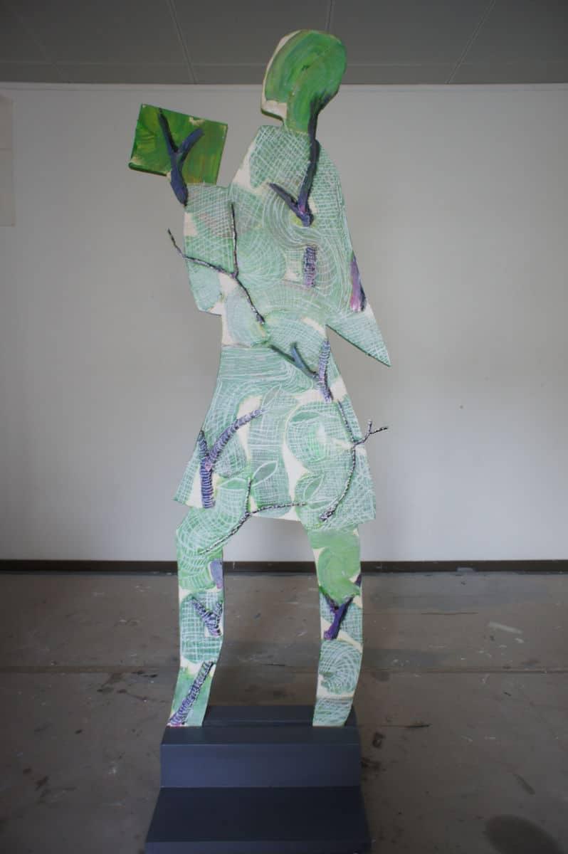 Frauenfigur von Regina Simon 2