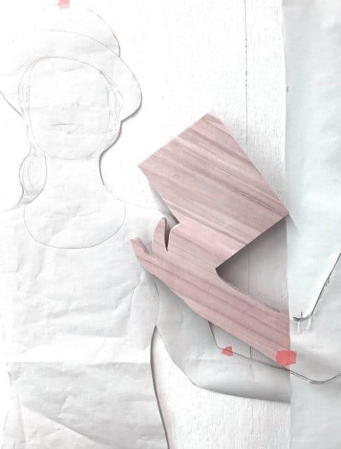 rosemarie-fischer-bernard-figur-entstehung