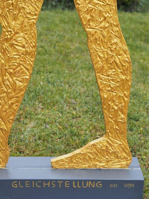 esther-loeffel-goldfigur gleichstellung